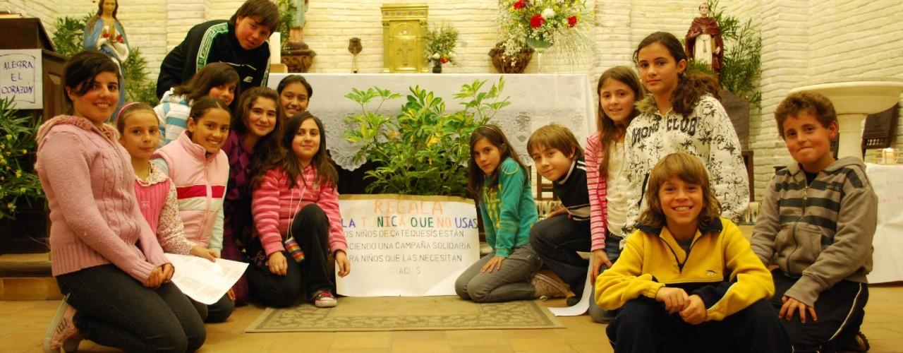 Campaña organizada en la Diócesis de Maldonado 2009